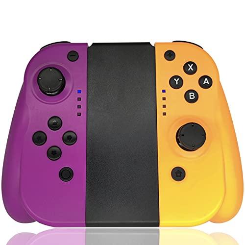Maegoo Mandos Inalámbrico para Switch, Switch Mando Bluetooth Joypad Gamepad Joysticks Compatible con Switch con Doble Vibración y Giroscopio 6 Ejes