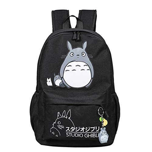 My Neighbor Totoro Anime Cosplay Mochila Bandolera escolar