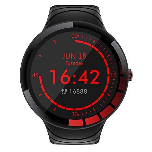 Moda de Reloj Inteligente, Pantalla táctil multimodo, Pantalla HD Impermeable IP68, para conteo de Pasos, recordatorio Inteligente, información de información