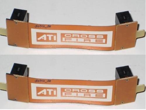 Generic JRT-ADE1-151014-25 [7-1205] Ange 104mm 2X extra Lange 104mm Radeon Crossfire Bridge mm 2 St¨¹ck Br¨¹cke Cross Fire sFire B 85 mm 2 St¨¹ck 2X extr
