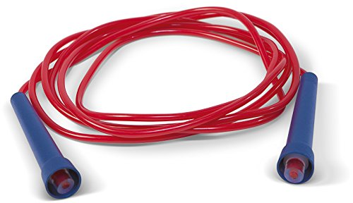 Paffen Sport Kids Springseil – rot/blau – ca. 200 cm lang