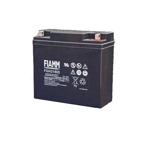 Fiamm Bleiakku 12FGH65 12V 18Ah, Motorrad Starter-Batterie