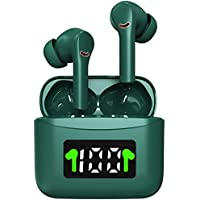 Asyin Active Noise Cancelling In-Ear Bluetooth Earbuds with mic