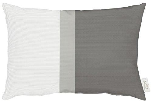 APELT Kissen, Polyester, Grau, 35 x 45 cm