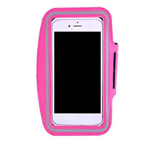 kexinda 6 Pulgadas Smartphone Brazalete teléfono con reemplazo Deportes Correa de la Caja Aptitud para 6S Plus / 7 Plus
