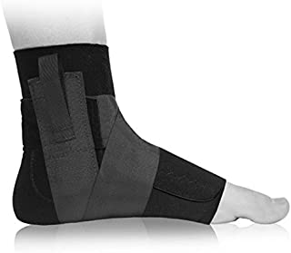 AFTR DC Wrap-Around Ankle Brace to Reduce Swelling and Speed Recovery - by BioSkin (XS - S)