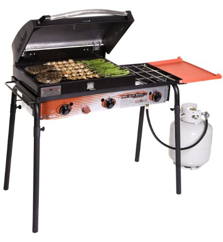 Camp Chef SPG90B Big Gas Grill Review
