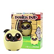 My Audio Pet Mini Bluetooth Animal Wireless Speaker for Kids of All Ages - True Wireless Stereo – Pair with Another TWS Pet for Powerful Rich Room-Filling Sound (Power Pup)