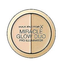 Ofertas Tienda de maquillaje: Polvos iluminadores con textura cremosa Polvos diseñados para adaptarse a todos los tonos de piel Fácil de aplicar Fórmula ligera de larga duración Dermatológicamente testado
