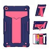 Zhangli Étuis pour tablettes Galaxy Support Contraste Couleur en Forme de T antichocs PC Silicone...