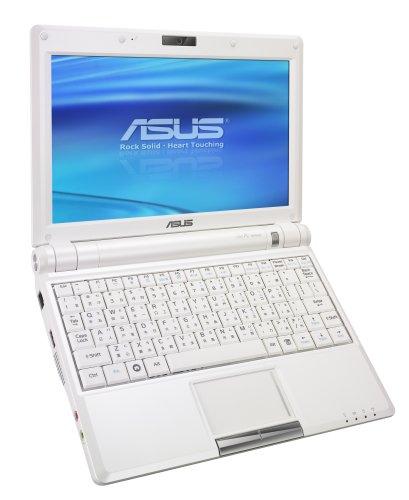 Asus Eee PC 900 22,6 cm (8,9 Zoll) WSVGA Netbook (Intel, 1GB RAM, 12GB, XP Home) Weiss