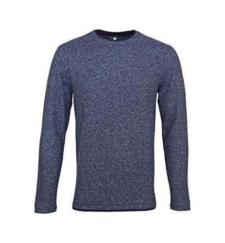 Strellson Pullover Adrian LS Sweater Rundhals 10009620 402 Navy (L)