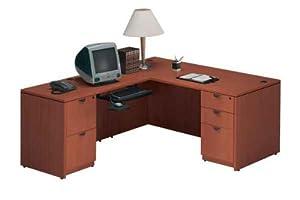 Bargain Price Ndi Office Furniture Pl101 145 166 175 Executive L Desk 71 Amp Quot W X 36 Amp Quot D Ioffice Furniture Desk