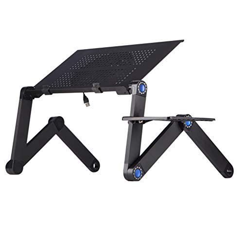 laptop stand for desk adjustable height