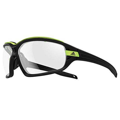 Adidas Eyewear Evil Eye Evo Pro Sportbrille, Herren, Evil Eye Evo Pro L A193, schwarz matt