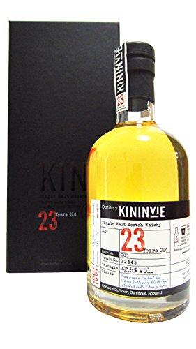 Hazelwood - Kininvie Single Malt Scotch Batch #3 - 1991 23 year old