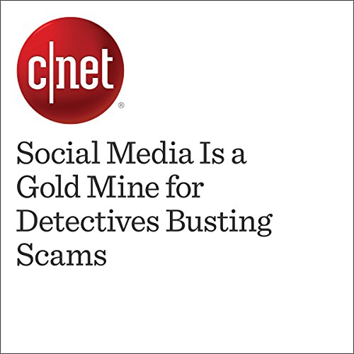 Social Media Is a Gold Mine for Detectives Busting Scams cover art