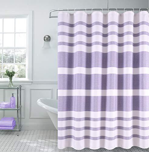 Daniel's Bath & Beyond Highland Purple Shower Curtain