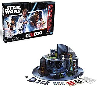 Star Wars–Juego Cluedo