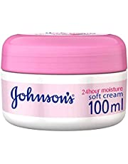 JOHNSON'S, Body Cream, 24 HOUR Moisture, Soft