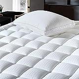 Best King Mattress Pads - BALICHUN Pillowtop King Mattress Pad Cover 300TC 100% Review