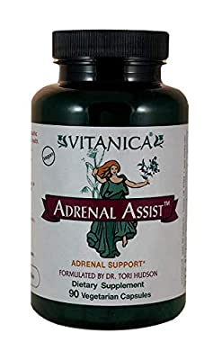 Adrenal Assist provides key nutrients and botanicals to support adrenal response to stress and support the ability to adapt to stressors and restore balance.* Supports the Immune system by using Astragalus, Holy basil, and Schizandra Suitable for veg...