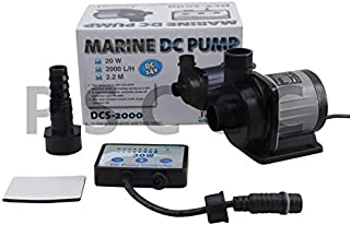 HUNACA | Water Pumps | DCS2000-12000 DC2000 Submersible Water Pump W/Smart Controller Fish Tank Marine Ponds DC ECO Pump Aquarium