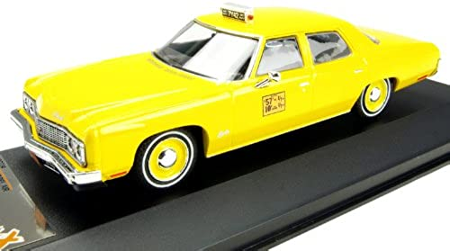 Ixo - Premium-x - Prd234 - Véhicule Miniature - Modèle à L'échelle - Chevrolet Bel Air - Taxi De nouveau York - Echelle 1 43