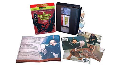 Das Geheimnis der schwarzen Handschuhe - Box im VHS-Retro-Style - Limited Edition auf 500 Stück [Blu-ray]