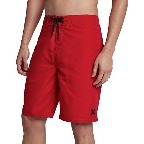 Hurley, Supersuede One and Only - Pantalones cortos de surf para hombre, One & Only 2.0 traje de baño para hombre, 53 cm, 34, Topaz mist
