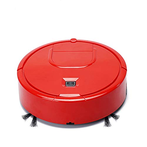 Read About LAHappy Robot Vacuum Cleaner 3 in 1 Sweeping Vacuuming Mopping 6.8cm Ultra Slim Sweeping ...