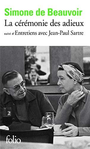 La Cérémonie des adieux / Entretiens avec Jean-Paul Sartre