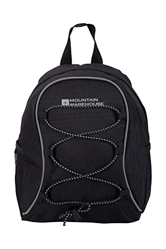 Mountain Warehouse Walklet 6L Rucksack - High Vis Casual Daypacks Black