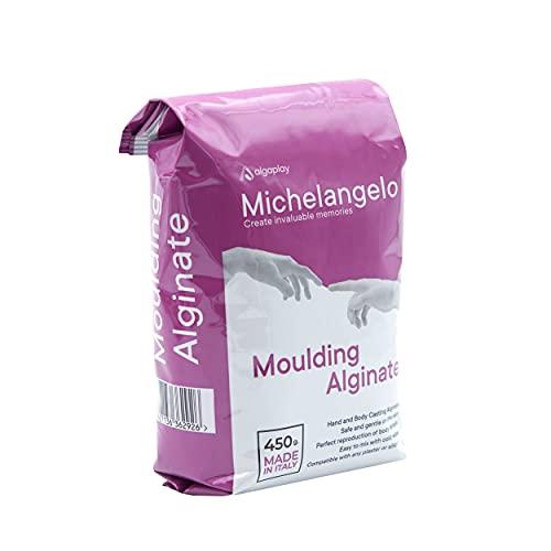 Algaplay Michelangelo Moulding Alginate (1 x 450 g.) alginato cromático para moldes de alta calidad