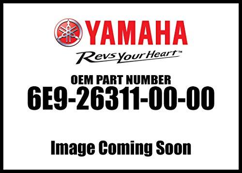 Yamaha 6E9-26311-00-00 CABLE; 6E9263110000