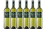 Beronia Viura - Vino Blanco D.O.Ca. Rioja - 6 botellas de 750 ml - Total: 4500 ml