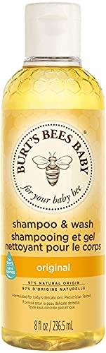 Burt's Bees Baby Bee, Champú y Gel de...