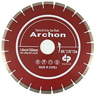 Archon Diamond Blue Ripper Saw Blade 14