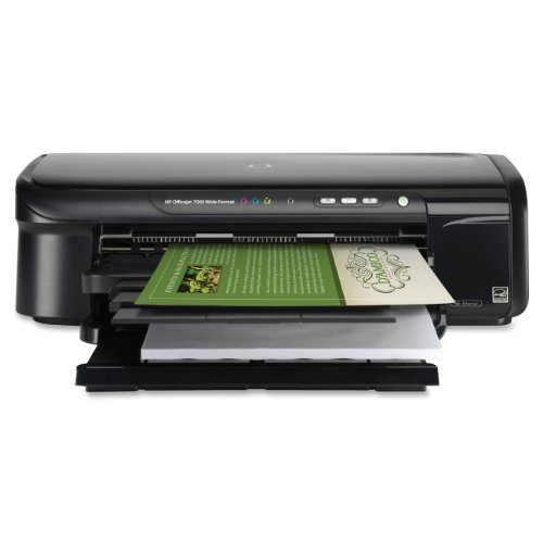 Best Prices! HP Officejet 7000 Wide Format Printer (C9299A#B1H)
