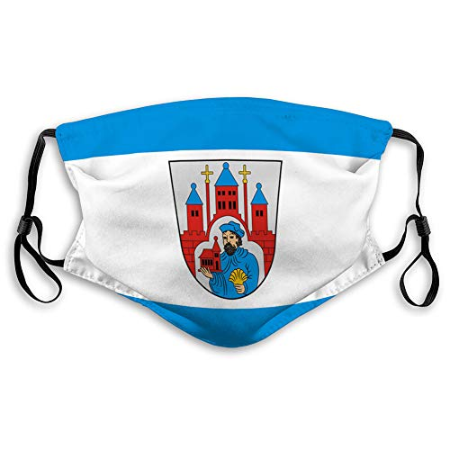 Fantastic Prices! DISGOWONG Adjustable and Replaceable Outdoor Shield Flag of winterberg in North Rh...