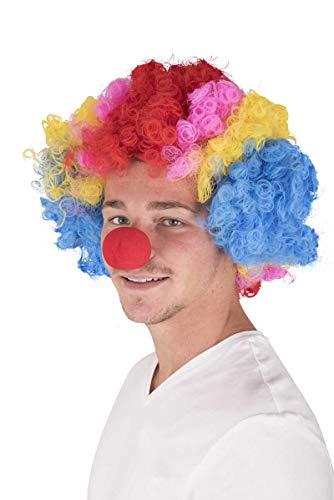P'tit Clown- Nez de Clown, 21700, Rouge, 5 x 5