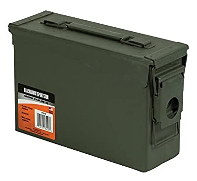BLACKHAWK! 30 Cal 970019 EMPTY AMMUNITION CANISTER