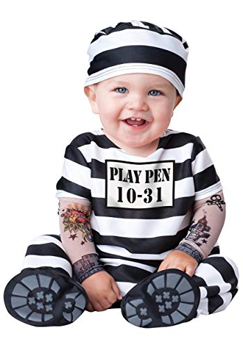 Time Out - Costume de déguisement pour enfants - de 6 à 12 mois