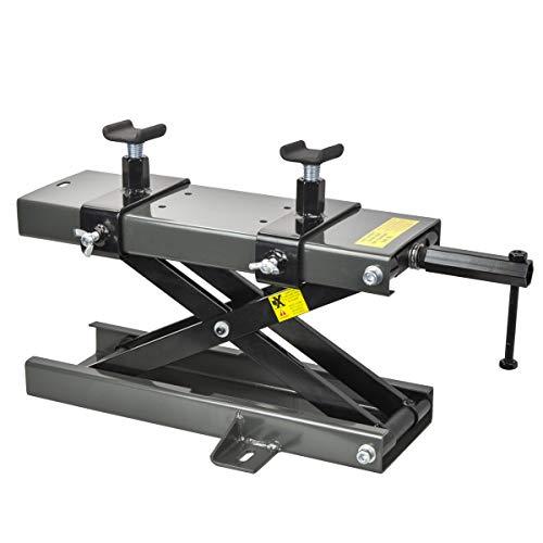 Stix, sollevatore per moto, 500 kg, ponte sollevatore per moto, 90 mm – 500 mm, supporto di montaggio