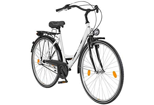 tretwerk DIREKT gute Räder Onux Mariah Triple 26 Zoll Citybike, Damen-Fahrrad 3-Gang Nabenschaltung