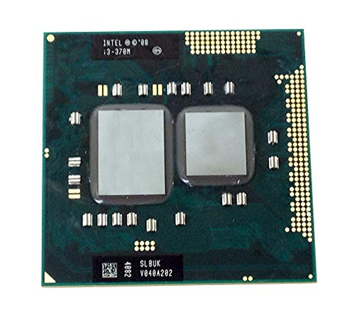 Mobile Intel slbuk Core i3 i3–370 M Laptop CPU Socket G1 2,4 GHz 3 MB Prozessor