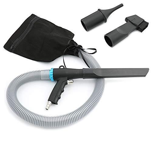 Hochdruckluft-Staubwedel-Kompressor Schlag/Saugpistole Pistole Typ Pneumatische Reinigungswerkzeug