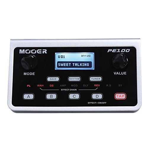 Mooer PE100 Gitarre Effekte