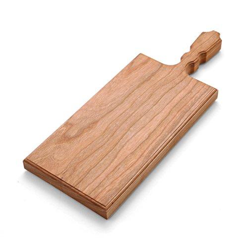 woodpecker/桜のカッティングボード小