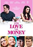 For Love or Money [DVD]